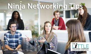 How to Network Like a Ninja – For Visibility and Profit